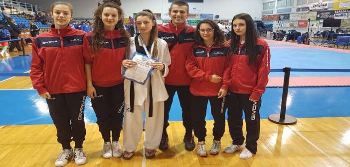 Tae Kwon Do ΔΙΑΣ ΙΩΑΝΝΙΝΑ